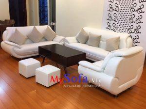 Sofa phòng khách đẹp cao cấp sang trọng