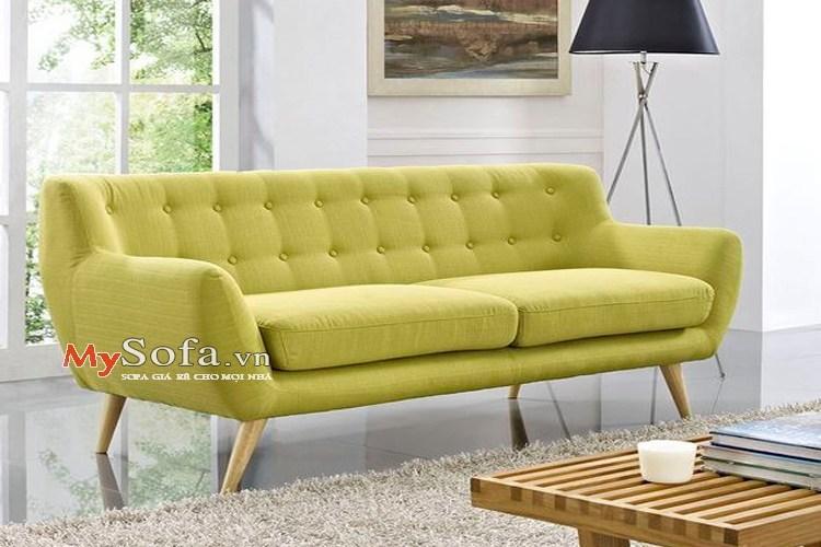 ghế sofa văng thiết kế hiện đại