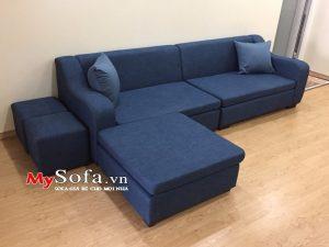 sofa nỉ đẹp giá rẻ