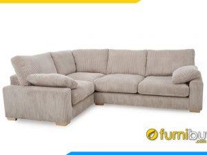Ghế sofa nỉ cho phòng khách mã FB20022